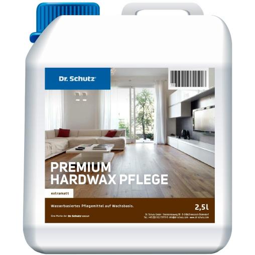 Dr. Schutz Premium HardWax Pflege