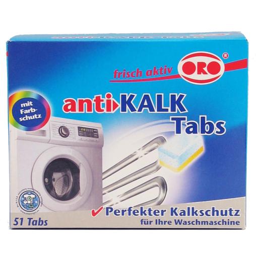 ORO®-frisch-aktiv anti-KALK für Waschmaschinen