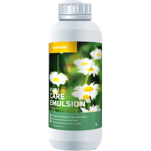 eukula® euku care emulsion weiß Pflegeemulsion