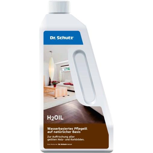 Dr. Schutz H2Oil Boden-Pflegeöl, weiß