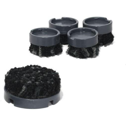 scratchnomore FootClick Ersatzelemente für Hartböden