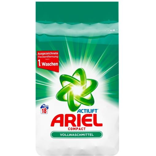 Ariel Compact Regulär Waschpulver