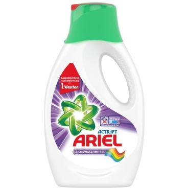 Ariel Flüssig Colour & Style Colorwaschmittel