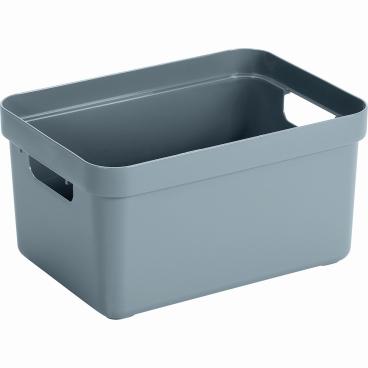 """helit """"the home-line"""" Aufbewahrungsbox, 13 Liter"""