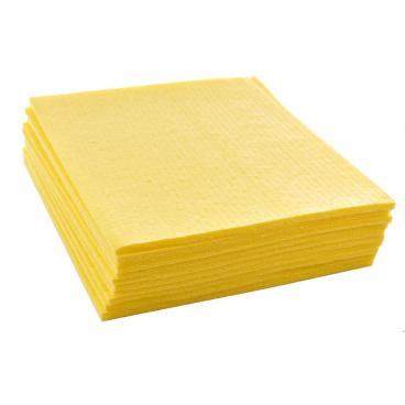 """Floorstar Schwammtuch """"Spongy"""" Größe 1, Format: 18 x 20 cm, gelb"""