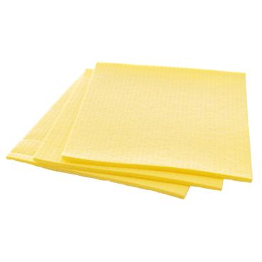 """Floorstar Schwammtuch """"Spongy"""" Größe 2, Format: 25,7 x 31,5 cm, gelb"""