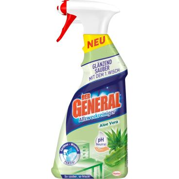 DER GENERAL Aloe Vera Allzweckreiniger Spray