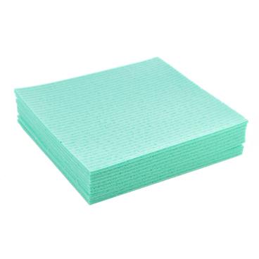 "Floorstar Schwammtuch ""Spongy"" Größe 1, Format: 18 x 20 cm, grün"