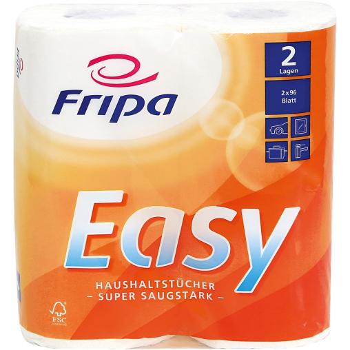 Fripa Easy Küchenrolle, 2-lagig