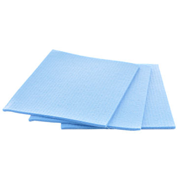 "Floorstar Schwammtuch ""Spongy"" Größe 2, Format: 25,7 x 31,5 cm, blau"