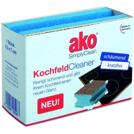 ako® Kochfeld Cleaner Schwamm
