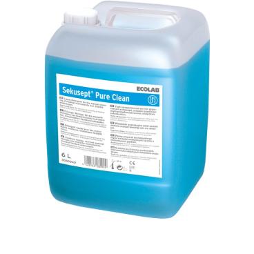 ECOLAB Sekusept® Pure Clean alkalischer Reiniger