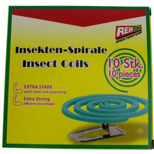 REINEX INSEKTENSTOPP Insekten-Spirale