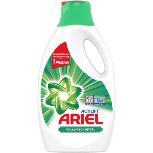Ariel Flüssig Regulär Vollwaschmittel