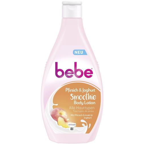 bebe® Pfirsich & Joghurt Smoothie Bodylotion