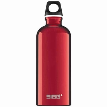 SIGG Traveller Red Trinkflasche, rot