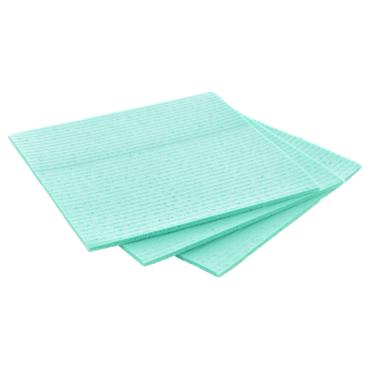 "Floorstar Schwammtuch ""Spongy"" Größe 2, Format: 25,7 x 31,5 cm, grün"