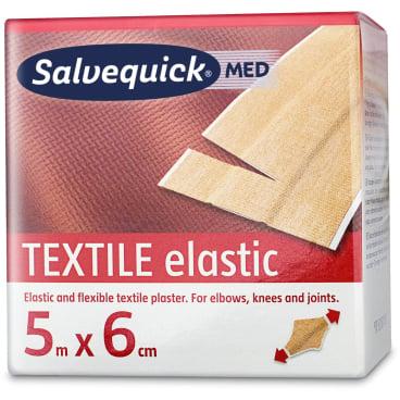 Cederroth Salvequick Textilpflaster, 5 m
