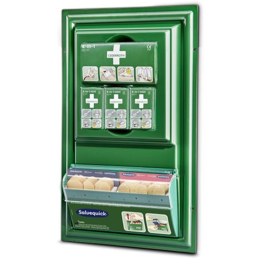 Cederroth First Aid Panel Erste-Hilfe-Tafel, mini