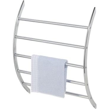 WENKO Exclusiv Wand-Handtuchhalter mit 5 Stangen