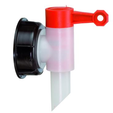 B. Braun Abfüllhahn für 5 Liter Kanister