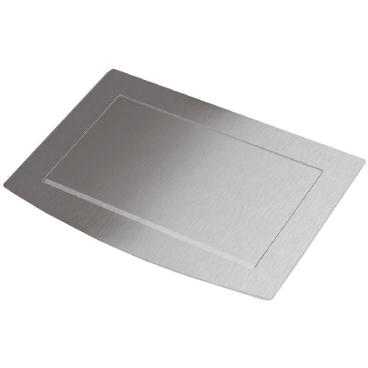 CWS Deckel für Paradise Stainless Steel Paper Abfallbehälter