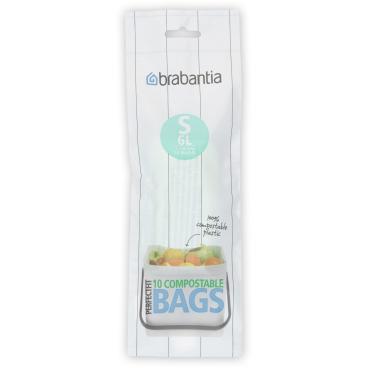 Brabantia (S) Müllbeutel, 6 Liter