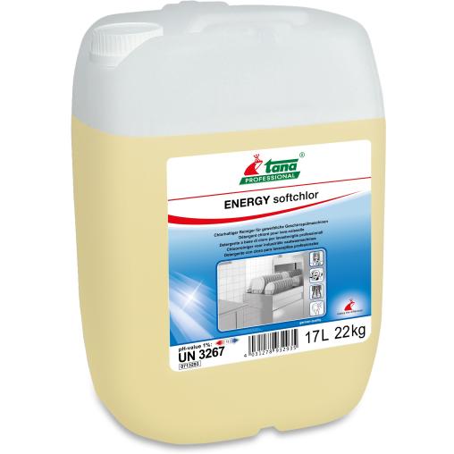 TANA ENERGY softchlor Spülmaschinenreiniger