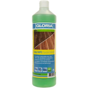 GLORIA Holz/WPC Spezial-Reiniger