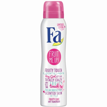 Fa Deo Spray Fruit me up touch