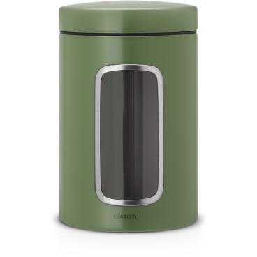 Brabantia Fensterdose 1,4 L, rund