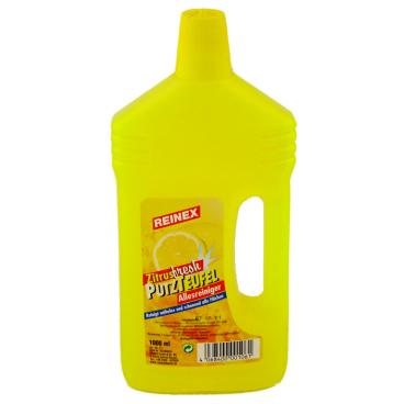 Reinex Allesreiniger 1000 ml - Flasche, Zitrus