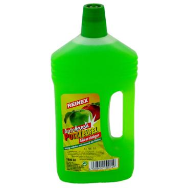 Reinex Allesreiniger 1000 ml - Flasche, Apfel