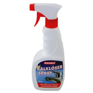 Reinex Kalklöser-Spray 500 ml - Sprühflasche