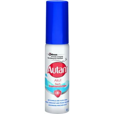 Autan® Akut Gel - Soforthilfe nach Insektenstichen