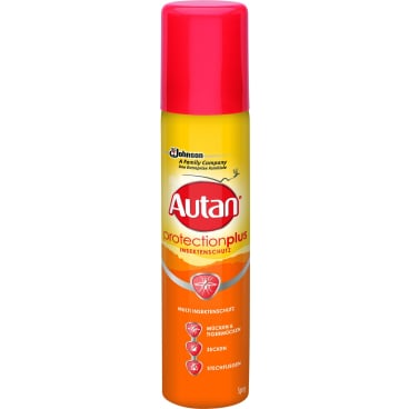Autan® Protection Plus Multi-Insektenschutz