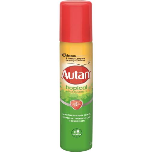 Autan® Tropical Spray Mückenschutz