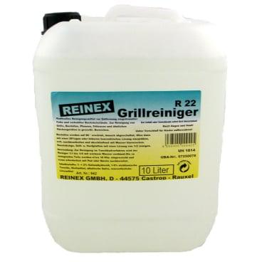 Reinex R 22 Grillreiniger 10 l - Kanister