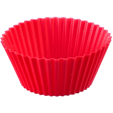 WESTMARK Silikon Muffinformen, rot