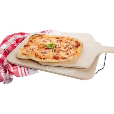 WESTMARK Pizzastein, eckig Größe: 43,5 x 16,0 x 3,5 cm