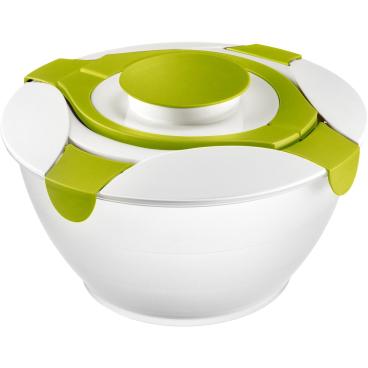 WESTMARK Praktika Salatbutler, 6,5 l, apfelgrün