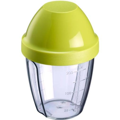 WESTMARK Mix-Ei Schüttelbecher, 0,25 l, apfelgrün