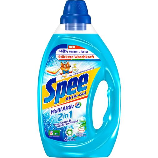 Spee 2in1 Gel Frischer Morgen Waschmittel