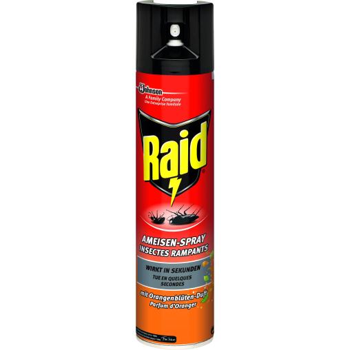 Raid® Ameisen-Spray mit Orangenblüten-Duft
