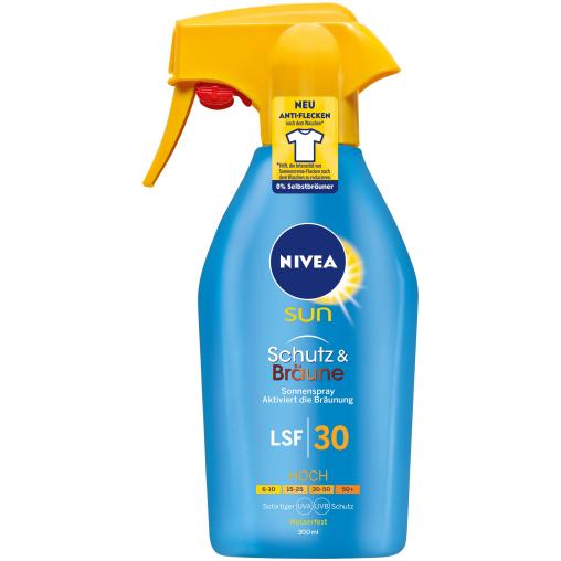NIVEA® Sun Schutz & Bräune Sonnenspray