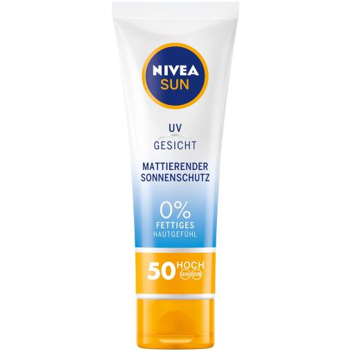 NIVEA® Sun UV Gesicht Mattierender Sonnenschutz