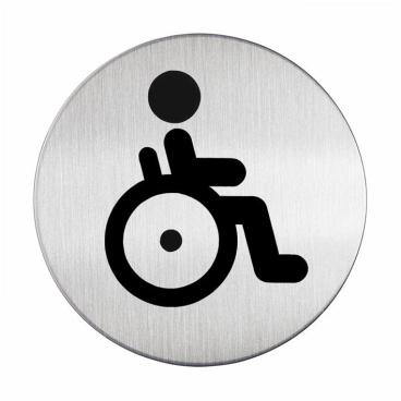 DURABLE Picto - WC Behindert Hinweisschild