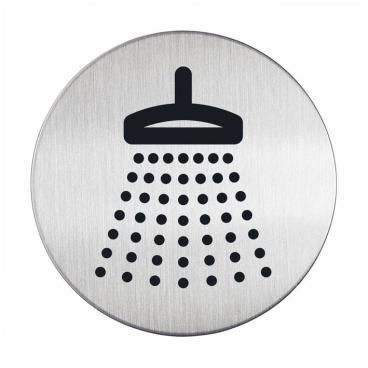 DURABLE Picto - Dusche Hinweisschild