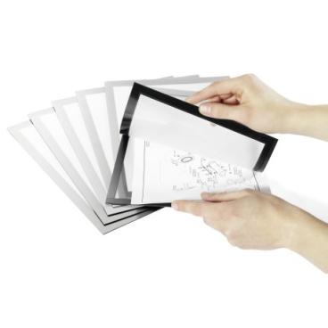 DURABLE Duraframe® Magnetic Plus A4 Info – Rahmen