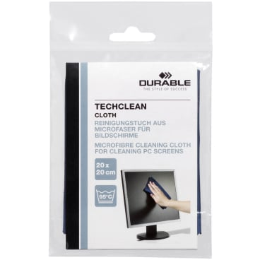DURABLE Techclean cloth Mikrofasertuch